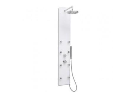 Гидромассажная панель для душа Jet Glass