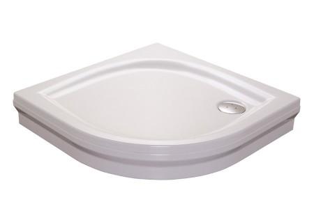 Акриловый полукруглый поддон Elipso PAN