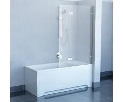 Шторка для ванны BVS2 + B SET