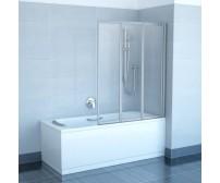 Шторка для ванны VS3 100 сатин