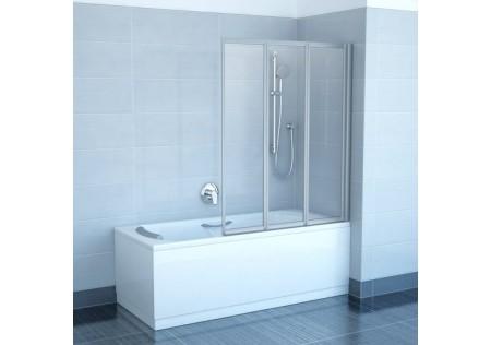 Шторка для ванны VS3 130 сатин