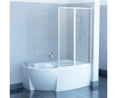 Шторка для ванны VSK2 Rosa 140