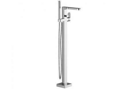 Смеситель для ванны напольный Ravak Chrome CR 080.00