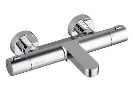 Смеситель для ванны термостатический Ravak TE 023.00/150 TERMO 300